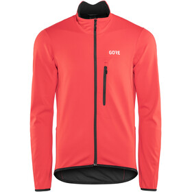 GORE WEAR C3 Windstopper Jas Heren rood